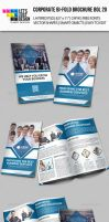 Creative Corporate Bi-Fold Brochure Vol 20 by jasonmendes
