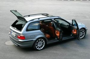 Bmw e46 touring by ShadoWpictureS