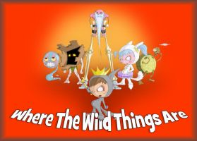where them wild things am at by Ace-McGuire