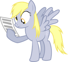 Derpy News by GlitchKing123