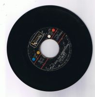 Vinyl 45-Nostalgic Stock by nitch-stock