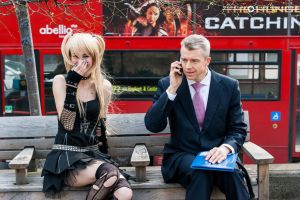 The Gothic-Lolita and the Businessman BONUS by TPJerematic