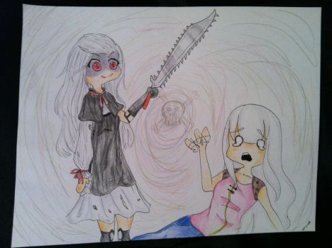 Contest Entry: Should I say more? by animefangurl02