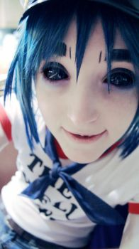 Gorillaz: The Swell Maps by SugarBunnyCosplay