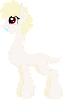 (AT) Pony Llama by LillyCheese