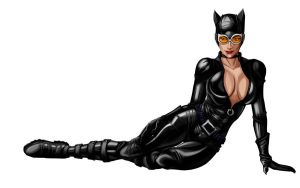 Catwoman by Madboy-Art