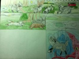 Hp dump for Briertoko and Tree-kangaroo by Frost-Fire-Kruger