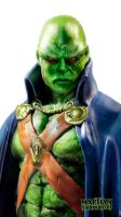 Martian Manhunter by uncannyknack