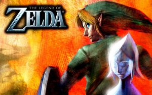 Wallpaper Zelda Wii by Link-LeoB