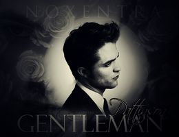 Gentleman Pattinson by N0xentra