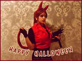 Happy Halloween 2013 by VickyxRedfield