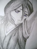 Rukia by MeliiMelts