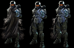Master Chief Guardian by 2900d4u