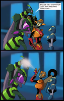 Everybody hates Waspinator by subtilisin