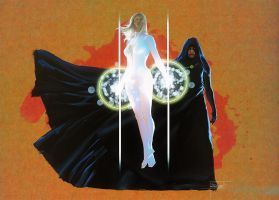Cloak and Dagger by DanielMurrayART