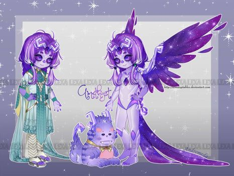 Da-ri 4 [Auction][CLOSED] by lexadoptables
