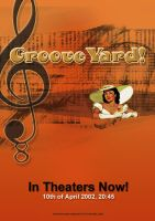 Grooveyard Poster by draxgoroth