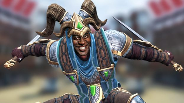 Ainsley Harriott Loki thumbnail by lextragon