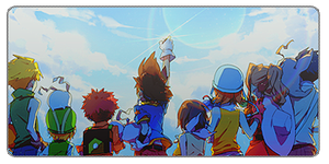 Firma -Digimon- Adventure by PJXD23