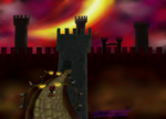 Cryptic Castle by ashe-the-hedgehog