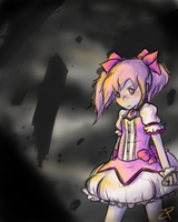 Madoka by CandyClouds22