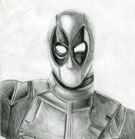 Deadpool by Yojama