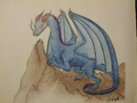 Dragon for Julia by Neir-der-Einzige