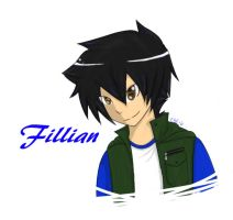 New tablet - Fillian by DarkStarWolf13