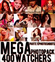 +MEGAphotopack 400 watchers . Mas de 300 fotos! by Demi-Kingdom