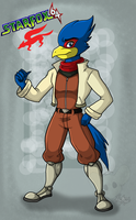 Falco Lombardi +64 by RatchetJak