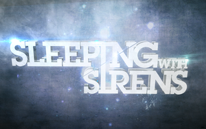 Sleeping With Sirens Wallpaper 2 by fueledbychemicals
