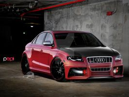 Audi S4 Light BodyKit -VT- by PepiDesigns