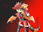AT: Ruby the Dragon by NeonCelestia20