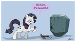 MLP - Tom proposes, sort of. by caycowa
