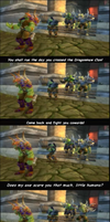 COTAQ Orc Stereotypes by Sephirath21000