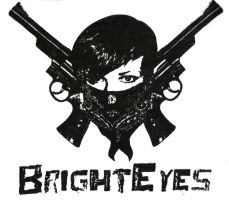 Bright Eyes tshirt image by PeterPalmiotti