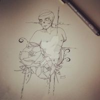 Incomplete - Line Work by Shanrocket