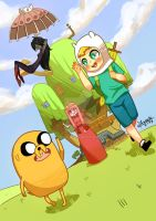 Adventure Time - 004 by Yousachi