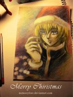 SSLC Alone Merry Christmas 2011 by memoryfore