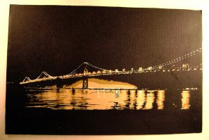 Bay Bridge by amzil