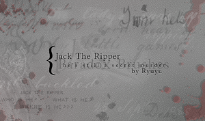 Paradox - Jack The Ripper by ryuyu
