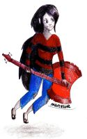 Marceline by Kaeshay