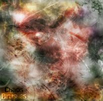 Chaos Abstract Brushes by Super-Buu