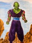 Piccolo by rougedeath