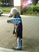 Back From Hell - Vergil by CeruleanTwin