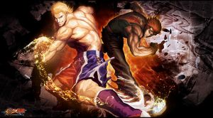 Street Fighter X Tekken: Young and Talented by KaboXx