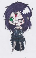 Little Miss Dead Doll by Ivory-Bloodrose