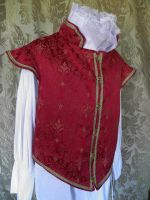 The Tudors inspired doublet PCW10-19 by JanuaryGuest