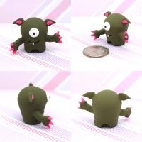 Francene the Timid Monster by TimidMonsters