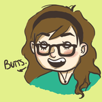 Butts by PitterParter
